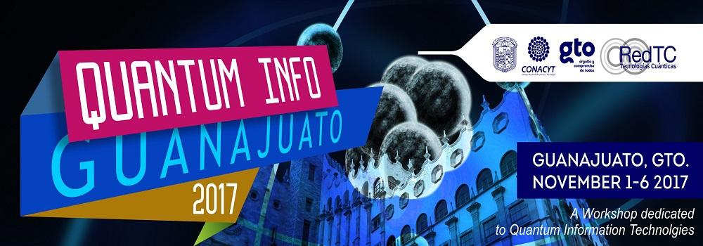 Quantum Info 2017
